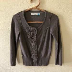 Anthropologie Sparrow Cardigan XS